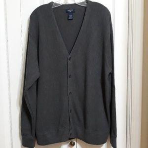Preloved Dockers size L mans cardigan sweater
